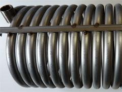 コイル巻管(螺旋配管)