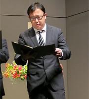代表取締役 金井一陽