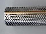 ステンレスろ過フィルター用内筒管(SUS316)