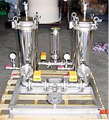 水処理用にカスタマイズされた製品例