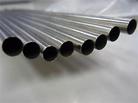 SUS304, 5Φ×0.08t×200L(溶接引抜き管)