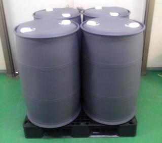 太陽光パネル専用洗浄剤「GC3100SO」200kgタンク